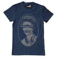 Technics / DMC T-Shirt - God Rave The Queen (Blue) Size M-XXL A17B NEW