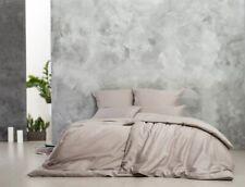 Sei Design® Mako-Satin Bettwäsche aus 100% Baumwolle