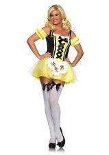LIL' MISS GOLDILOCKS Costume! Sizes XS, S/M and M/L leg Avenue 83636
