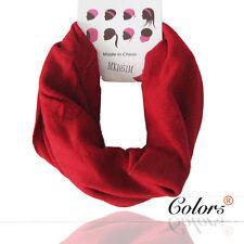 Color5 Tube Shaped Head Wrap Hair Band Headband Durag Bandana Extra Wide Warm