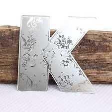 Set Miroir de lettre porte personnalisée lettres plaque Garçon Fille Chambre SIGNE