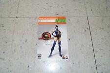 Mortal Kombat Classic KITANA Costume DLC Code Xbox 360