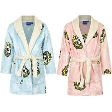Robe de Chambre FROZEN - La Reine de Neiges Enfant Fille en Bleu/Rose - DPH2066