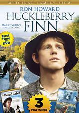 Huckleberry Finn (DVD, 2012)