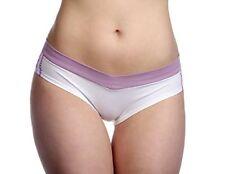Hering Junior Women's Cotton/Spandex Low Rise Hipster Panties Underwear