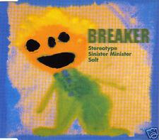 BREAKER - Stereotype (UK 3 Track CD Single)