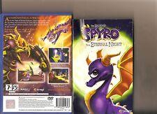 LEGEND OF SPYRO ETERNAL NIGHT PLAYSTATION 2 PS2 PS 2