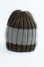 Cappello da bambino marrone Cacao junior berretto invernale copricapo casual 96fe91fac2d2