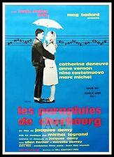 Les Parapluies De Cherbourg   Movie Posters Romance Classic & Vintage Cinema