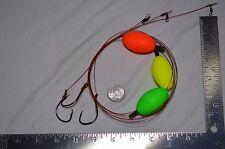 "Catfish, Redfish Rig 36"" Long  Santee Cooper  45lb Bleeding Red Wire 6 pcs"