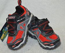 f04b62743e9b Skechers S Lights Pillar 2.0 Hawk Toddler Boy  Light Up Sneakers - Size 5