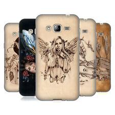 OFFICIAL BRIGID ASHWOOD STEAMPUNK SOFT GEL CASE FOR SAMSUNG PHONES 3