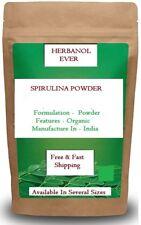 Organic SPIRULINA  Powder Food Grade Natural Superich food Energy   100% Natural