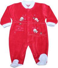 Baby Boy / Baby Girl Christmas All In One / Babygrow / Sleepsuit / Romper