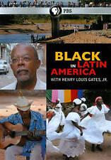 Black in Latin America (DVD, 2011, 2-Disc Set)   BRAND NEW