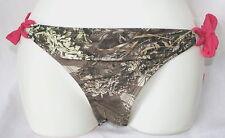 Realtree Girl Camo Bikini Swim Bottom, Max 1 Camouflage Swimwear