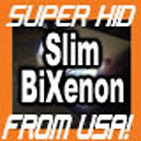 OEM 9007 6000K Hi/Lo Bi-Xenon HID slim Conversion Kit