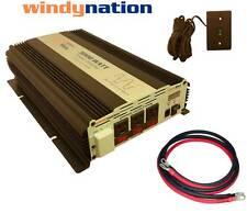 VertaMax 3000 Watt 12V Battery Power Inverter DC to AC Car, RV, Solar, RV