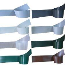 Sichtschutz Streifen Doppelstabmatten Zaun Folie Windschutz Sichtschutzfolie PP