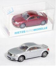 Rietze 20940 Audi TT Modell 1998-2006, 1:87