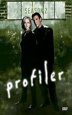 Profiler - Season 2 (DVD, 2003, 6-Disc Set)