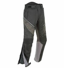 Joe Rocket Mens Alter Ego 2.0 Black/Grey Waterproof Textile Motorcycle Pant
