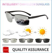 Mens Womens Photochromic Sunglasses Polarized Transition Lens Driving Glasses