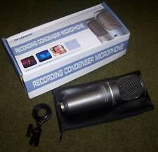 SHENGGU SG-830 Microfono a condensatore VOCE da studio