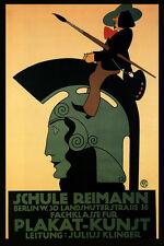 Advertsing Graphic Berlin Germany German Art Vintage Poster Repro FREE S/H