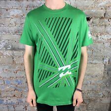 Billabong AI Shogun Slim Fit Short Sleeve T-Shirt in Green Size S, M, L