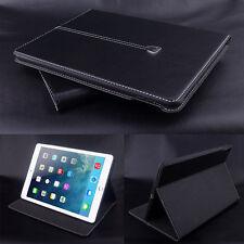 LUSSO Magnetico Smart flip cover STAND portafoglio Genuin Custodia in pelle per il modello iPad