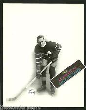 Bill Phillips Montreal Maroons Original 1930s RICE Hockey Photo