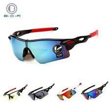 Hommes femmes sport lunettes de soleil UV400 cyclisme lunettes pour vélos