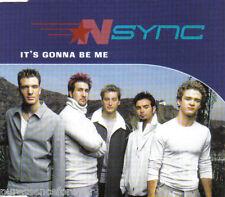 *NSYNC - It's Gonna Be Me (UK 3 Track CD Single Part 1)