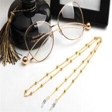 Metal Eye Glasses Sunglasses Spectacles Eyewear Chain Holder Lanyard Necklace