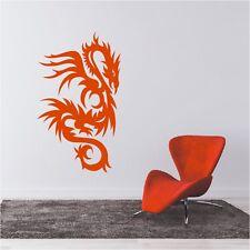Chinesische Drachen Wandtattoo Dragon Asien China Drache Wandaufkleber Deko6