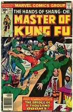 Master of Kung Fu, No. 48; January 1977
