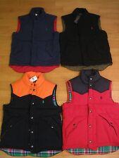 NWT Men's Polo Ralph Lauren Winter Vest (Retail $165-$185)