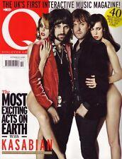 Q Magazine #303 Kasabian