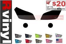 Rtint Headlight Tint Precut Smoked Film Covers for Pontiac Vibe 2009-2010