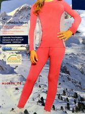 Mädchen Winter Ski Unterwäsche Coolmax Gr. 122/128 - 134/140 NEU - OVP