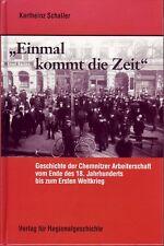 Geschichte der Chemnitz Arbeiterschaft vom Ende d. 18. Jahrhund.-1.Weltkrieg/RAR