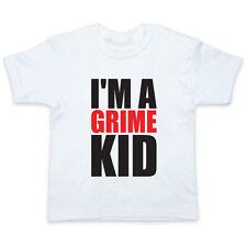 GRIME KID - RAP MC MUSIC - Baby/Child T-Shirt