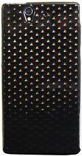 Coque Housse Étui en Silicone TPU Polycarbonate Cuir pour Sony Xperia Z L36i