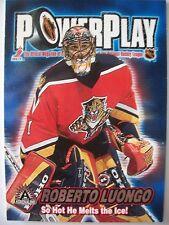 2002 ADRENELINE POWER PLAY # 17 ROBERTO LUONGO !!! BOX # 3