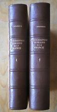 1935 HANOTAUX Histoire de la Nation Française 2 Volumes