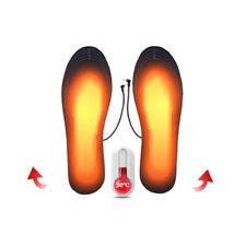 Heizsohle Fußwinterzubehör Elektrisch Angetriebene USB-Schuhe Pads