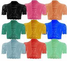 Nouveaux Femmes Grande Taille des cultures tricoté Cardigans Femmes Vêtements