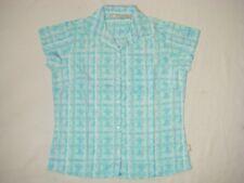 DARE2BE SERAC REEF FUNCIÓN BLUSA NUEVO Manga Corta camisa shirt azul