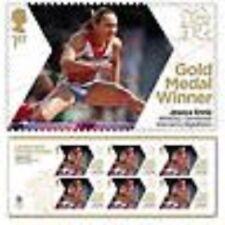 Jeux olympiques 2012 Team GB médaille d'or gagnants timbres commémoratifs